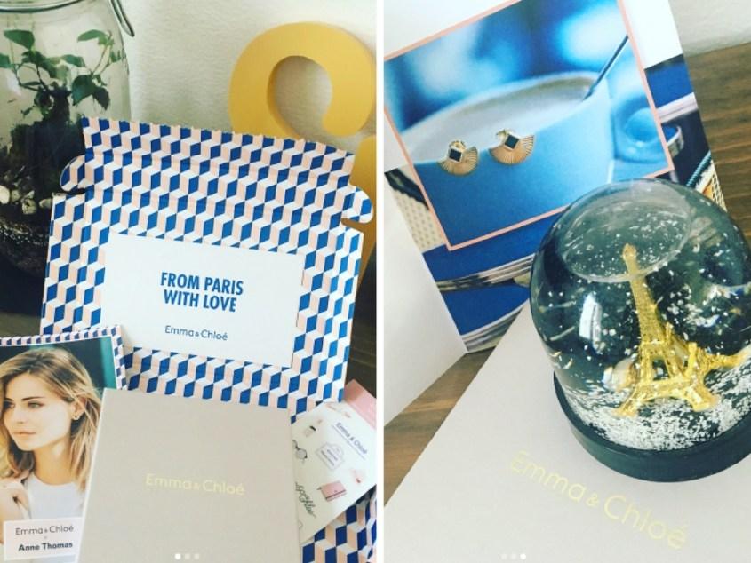 La box de bijoux de créateurs, by Emma & Chloé