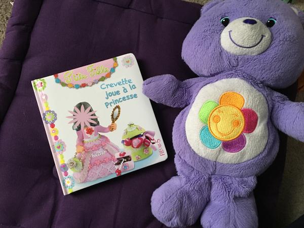 Book review Kids : le livre personnalisé Fleurus