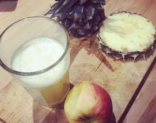 De supers jus de fruits et légumes a l'extracteur de jus