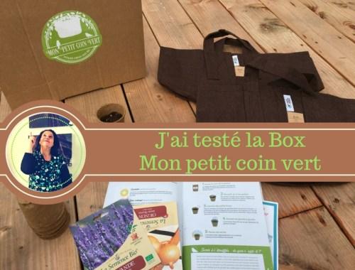La Box mon petit coin vert by OBP