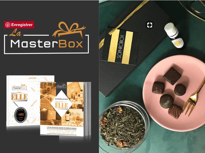 La Masterbox : la box des box !