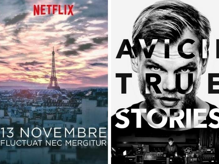 2 docus à voir sur Netflix