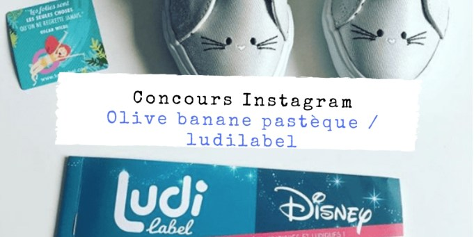 Concours instagram OBP/Ludilabel