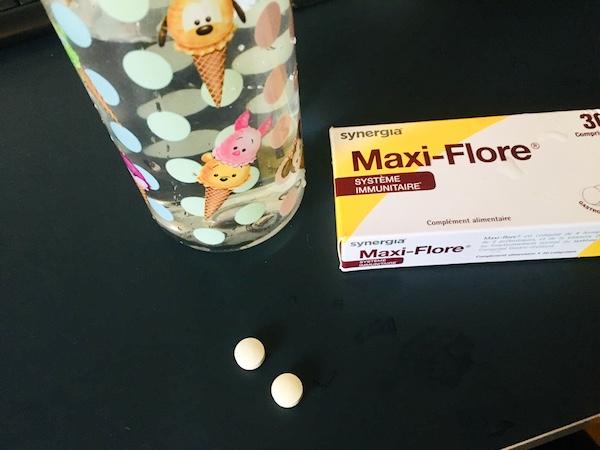 L'aventure intérieure avec Maxi-Flore