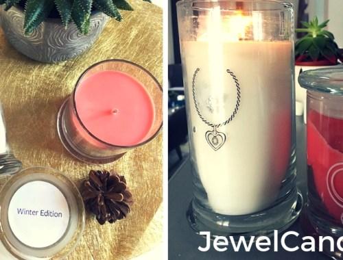 J'ai testé les bougies JewelCandle