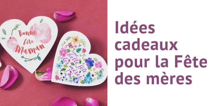 5 idées pour gâter votre maman #fetedesmeres