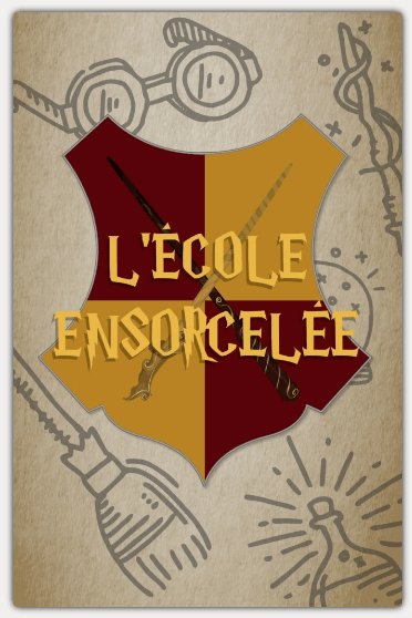 école ensorcellée escape game