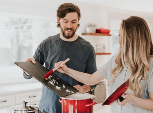 parler ménage dans le couple