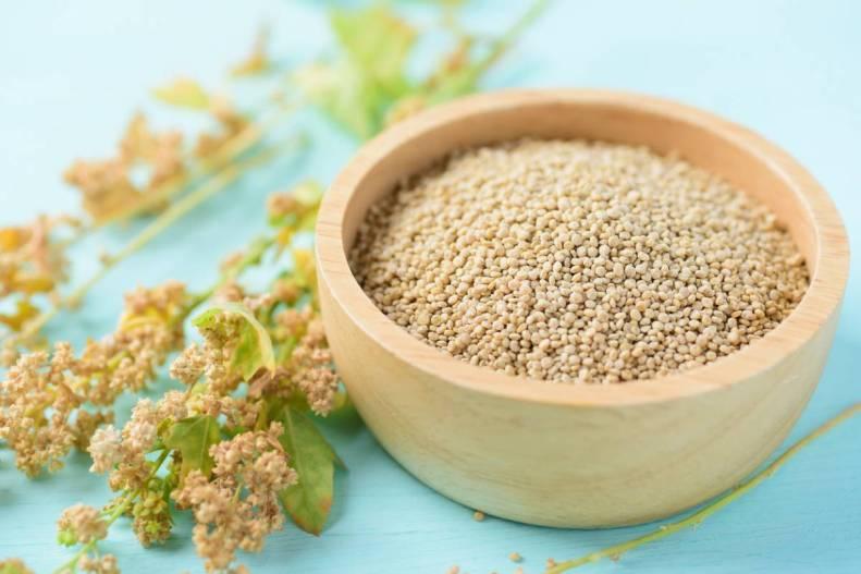 3 recettes au quinoa bio