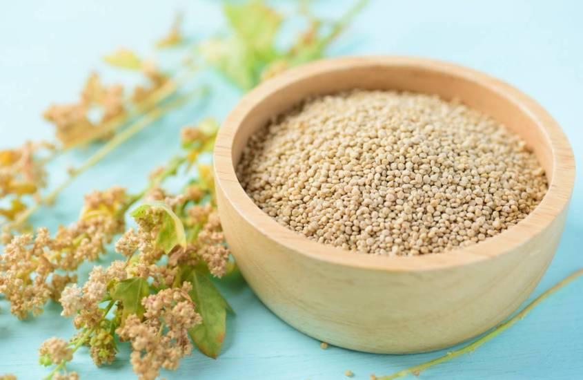 Le quinoa bio une bonne idée dans l'assiette