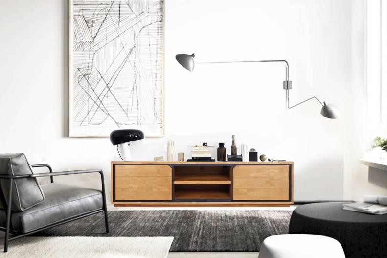 Des meubles en bois pour une déco chaleureuse !