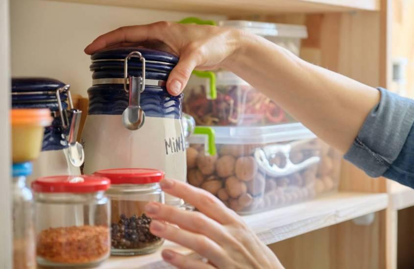 Organiser son garde-manger avec méthode !