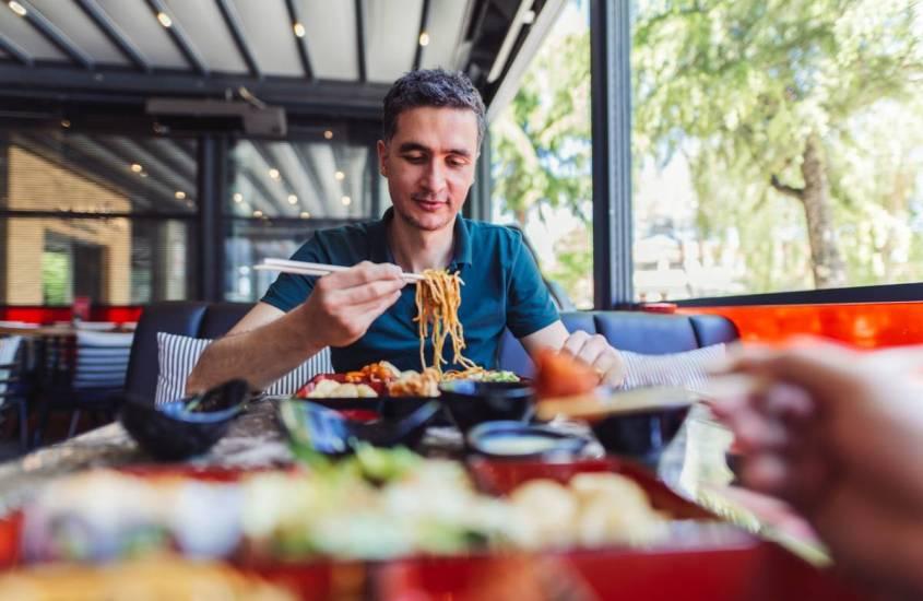 Restaurant asiatique : que peut-on y manger ?