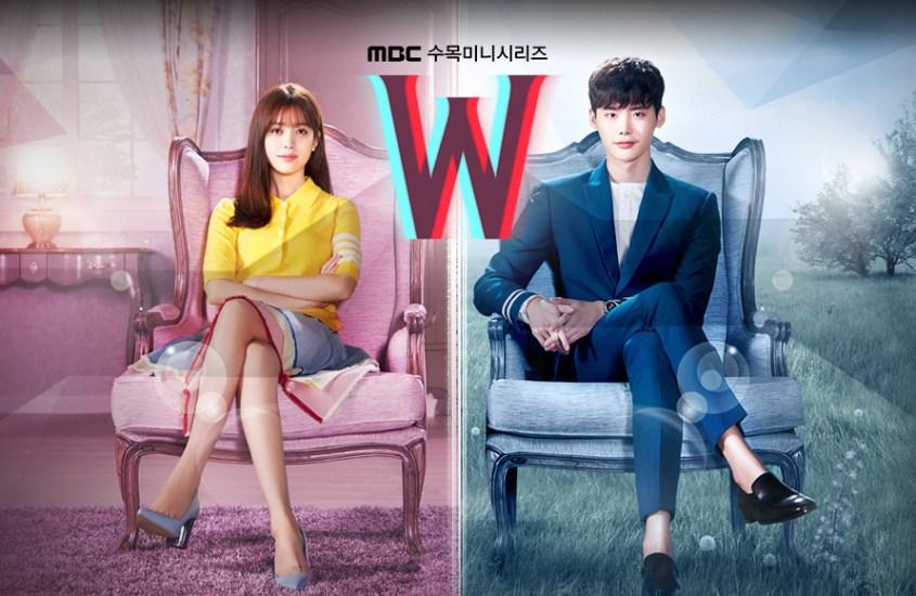 W – Two Worlds APART (K-drama)