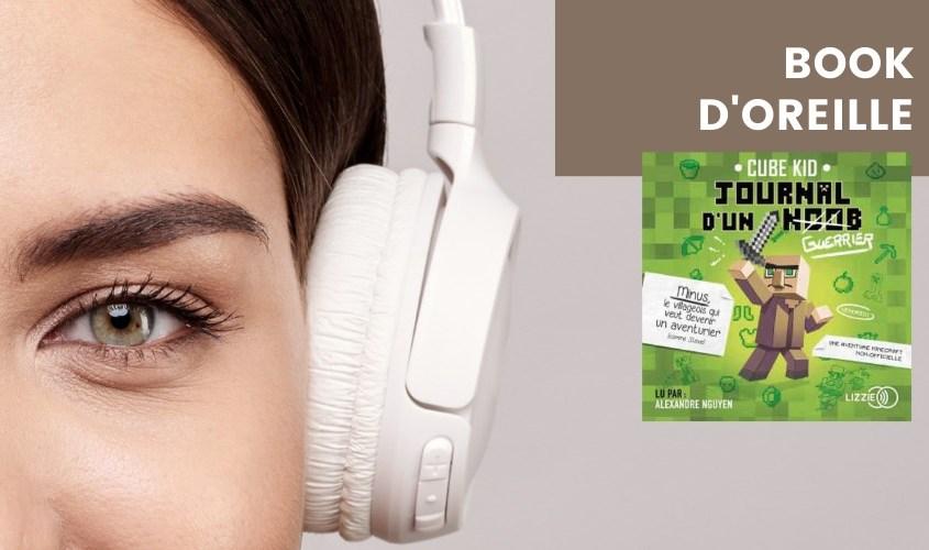 Book d'Oreille, les livres audio