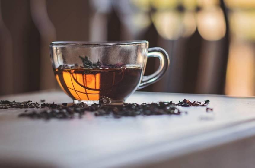 cuisiner avec du thé