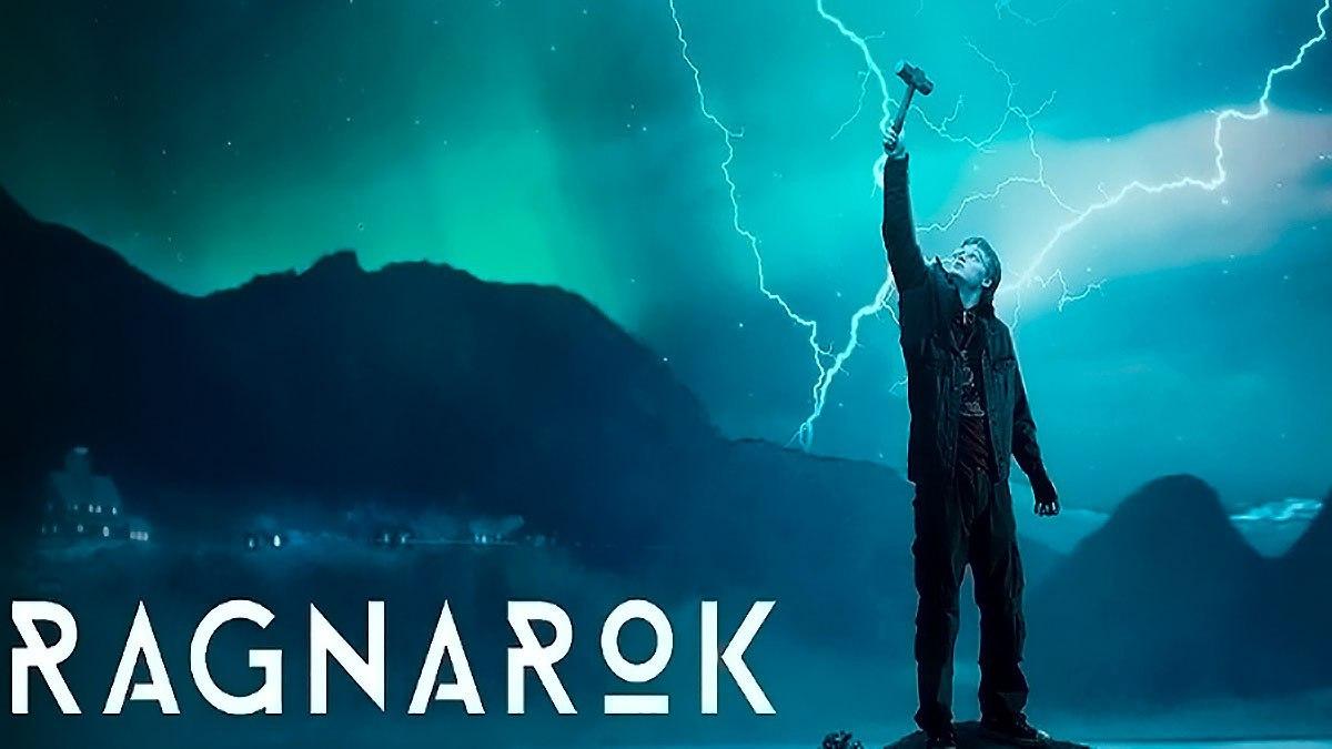 Ragnarok, la série qui revisite le mythe de Thor #netflix - Olive Banane et  Pastèque