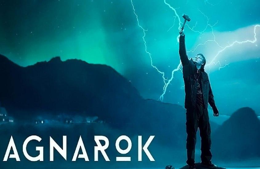 Ragnarok, la série qui revisite le mythe de Thor #netflix