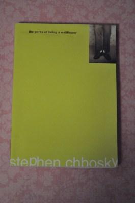 stephen chbosky, books, perks of being a wallflower, wallflower, perks