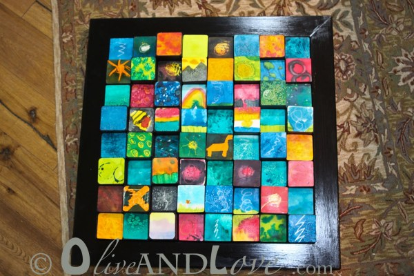 3d Wooden Blocks Children Auction Art Project