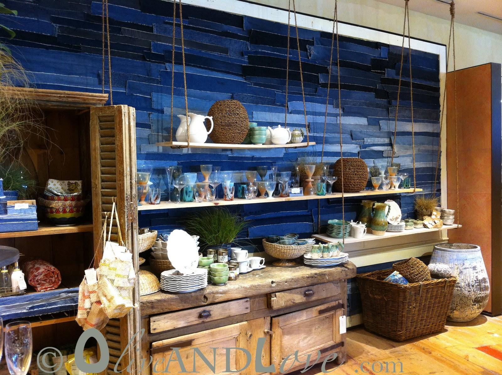 Anthropologie Display Oliveandlove