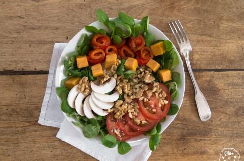 Salade Vegan Sans Gluten