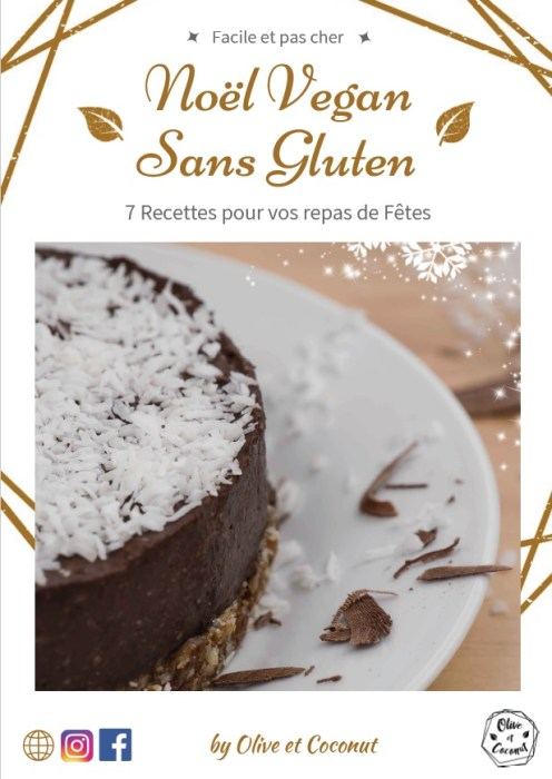 Noël Vegan Ebook Gratuit