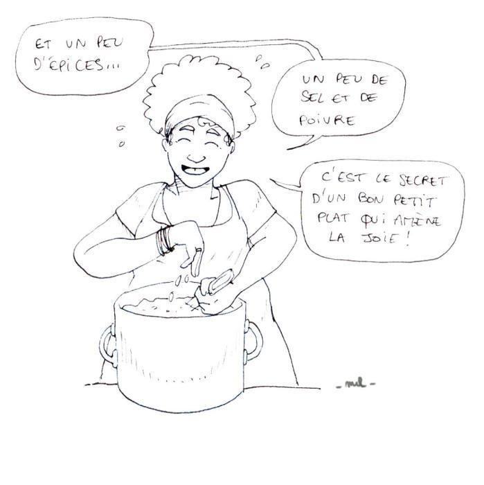 Cuisine et Positivité