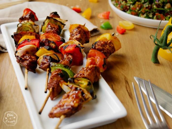 Barbecue Vegan Sans Gluten