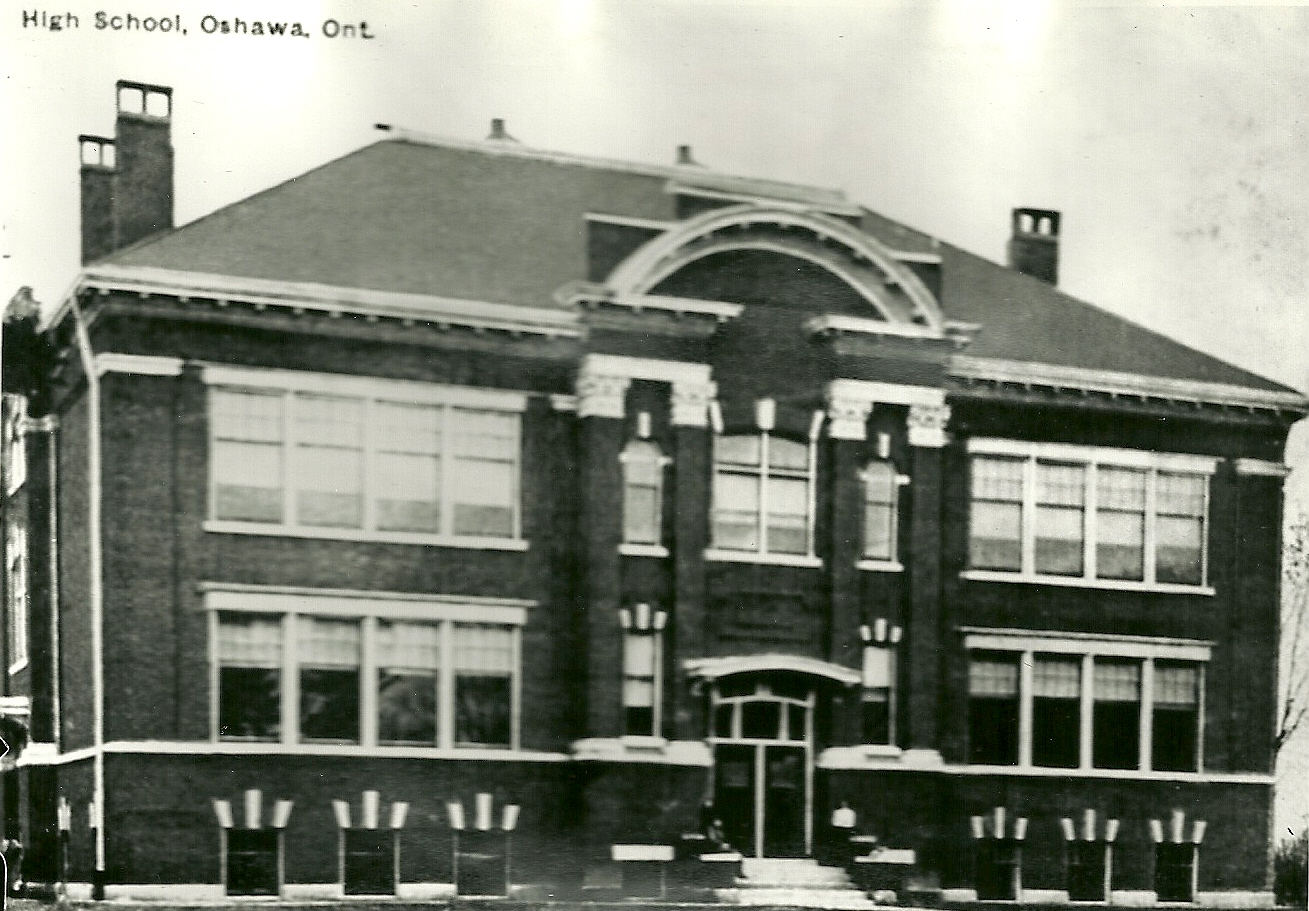 olivefrench  The Story of the Oshawa Schools 1800  1967