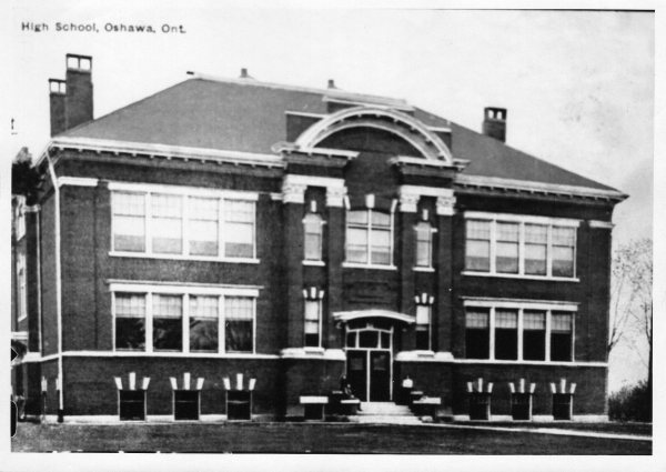 Olivefrench Story Of Oshawa Schools 1800 1967