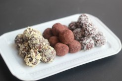 Date & Chocolate Truffles