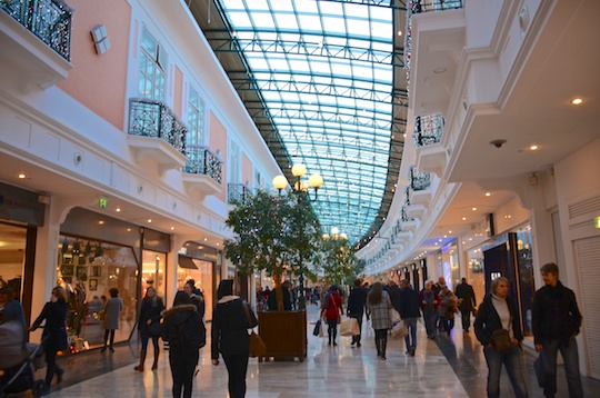 Val dEurope  Largest Outlet Mall in Europe  Olive Oil and Lemons  Dina Honke