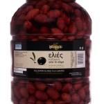 Kalamon Olives from Samos