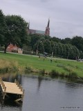 View of Roskilde Cathedral