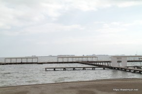 La Manga across Mar Menor