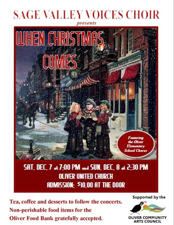 SVV Christmas Concert small