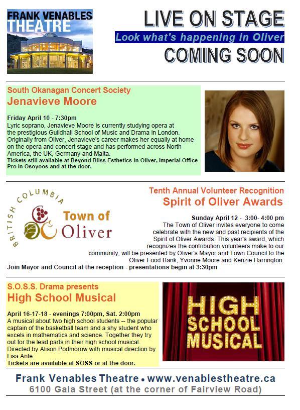 Oliver Community Arts Council - Part 42