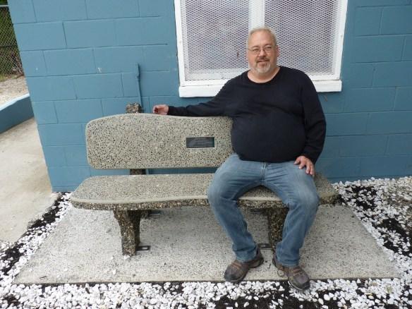 Memorial Bench Nathan Linders