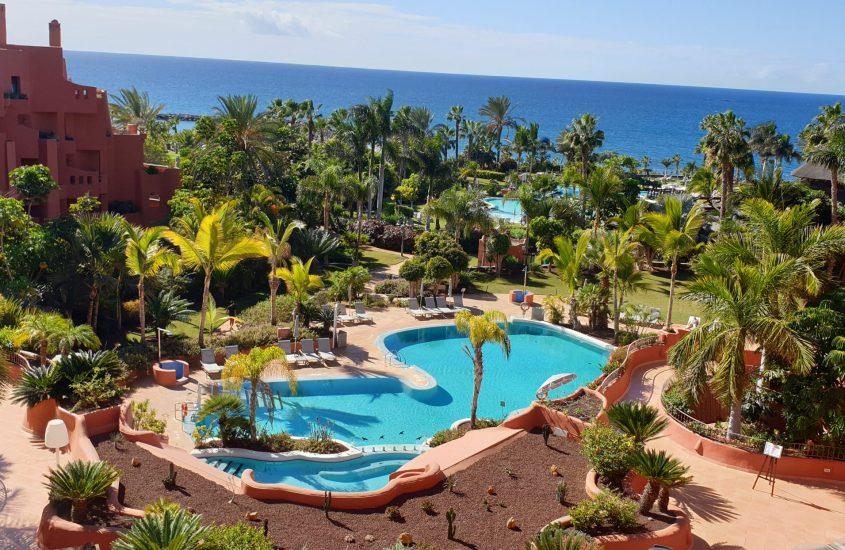 Escape to Tenerife