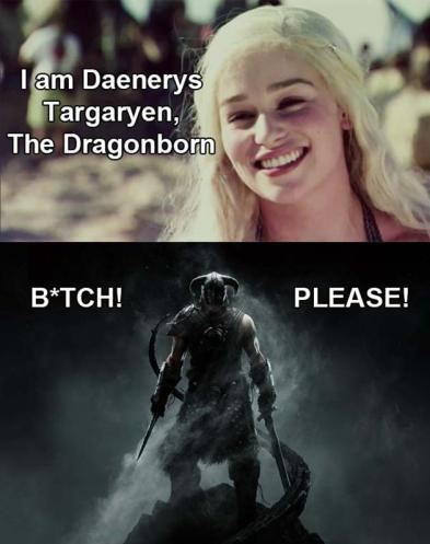 Vitamin-Ha-Skyrim-Dragonborn-Daenery-Targaryen-Game-Of-Thrones1