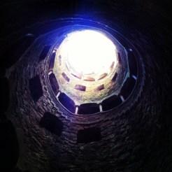 The Inverted Tower, Quinta da Regaleira, Sintra