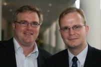 David Hetherington and Dr Oliver Hartwich