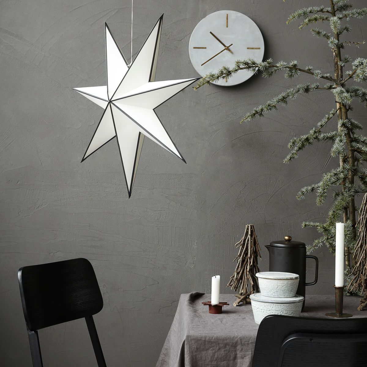 How to have a contemporary christmas