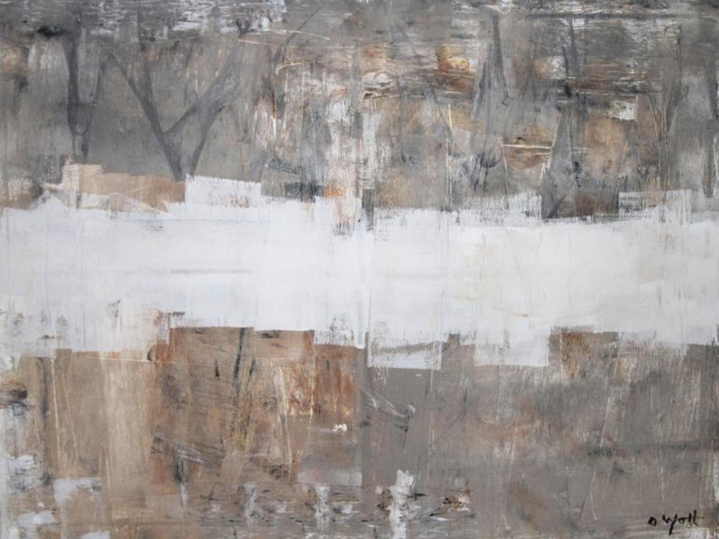 Berlin Wall by Oliver Watt