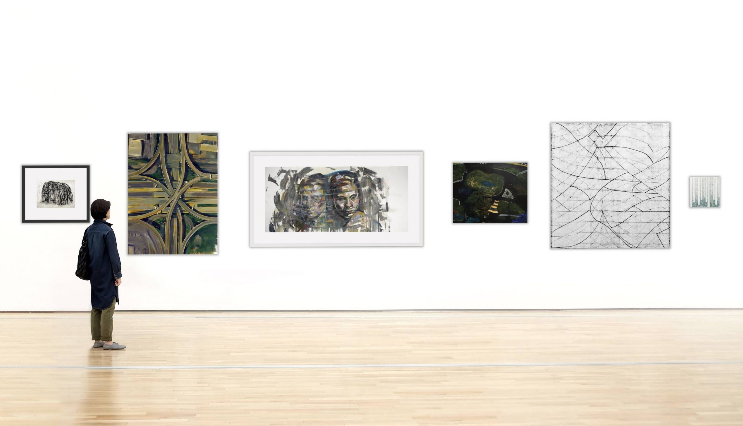 The 6 elements of abstract art