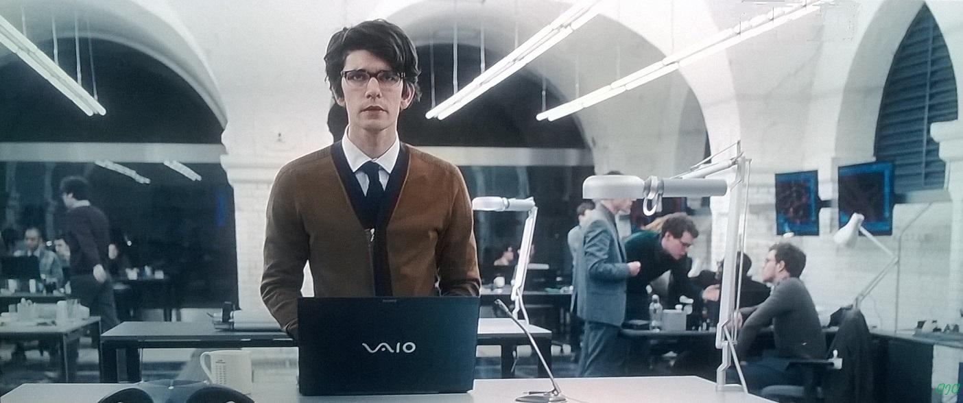2012 Skyfall  Oliver Johnstone Actor
