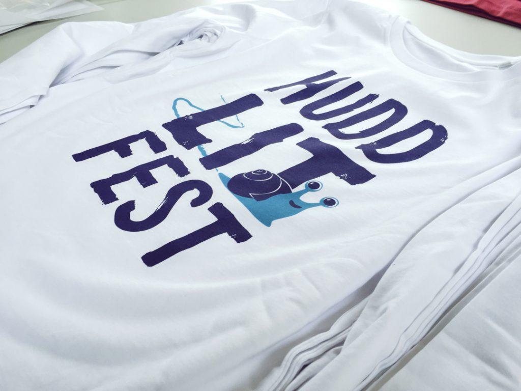 HLF 18 Tshirt design.