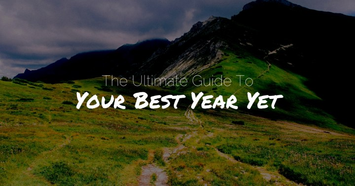Your Best Year Yet (2)