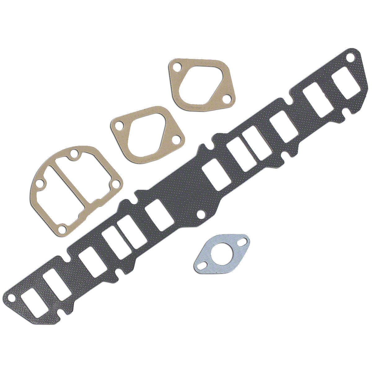hight resolution of manifold gasket set for oliver 70 with the continental 201 c i engine